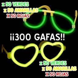 SEMÁFORO V.I.P. CON GAFAS