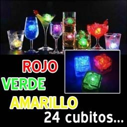 SEMÁFORO V.I.P. CON HIELOS LED