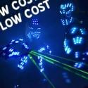 Alquiler de Robot LED