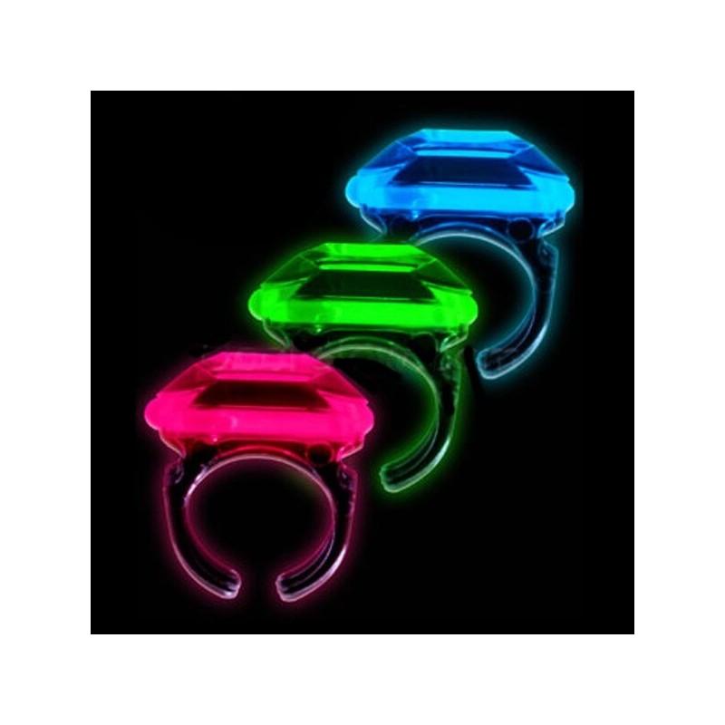 Anillo Luminoso Fluorescente