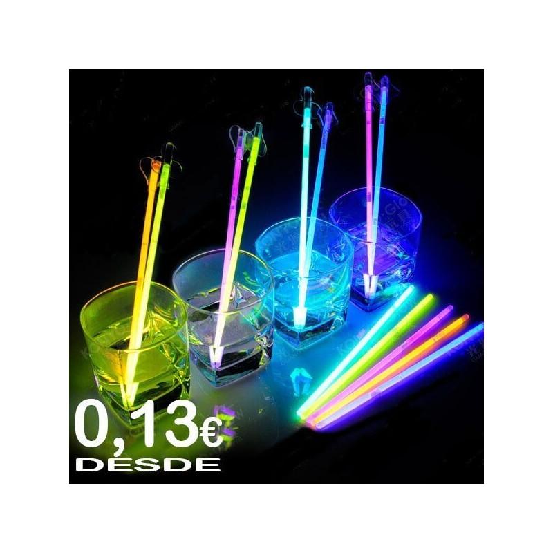 Removedores luminosos bebidas copas