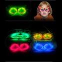 Mascaras luminosas