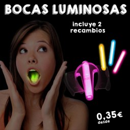 Bocas luminosas