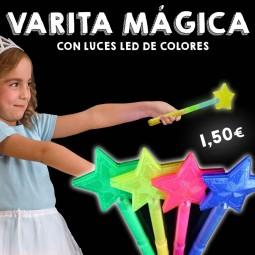 Varita mágica