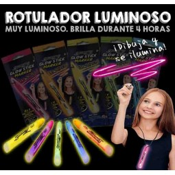 Rotulador luminoso