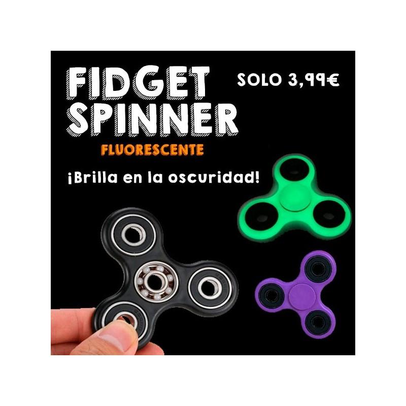 Fidget Spinner flúor