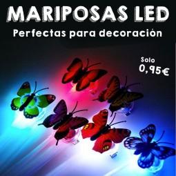 Mariposas LED
