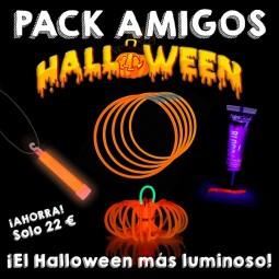 Pack Amigos Halloween