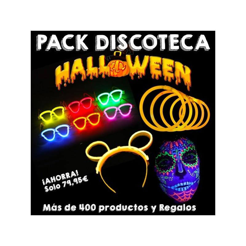 Pack Halloween Discoteca