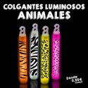 COLGANTES LUMINOSOS ANIMALES